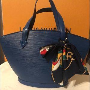 Authentic Louis Vuitton Epi Jacques PM purse